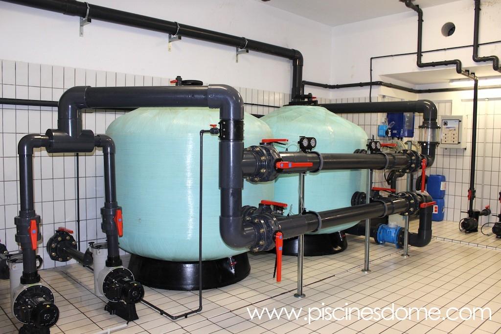 Im genes instalaciones hidr ulicas piscina piscines dome for Instalacion hidraulica de una alberca
