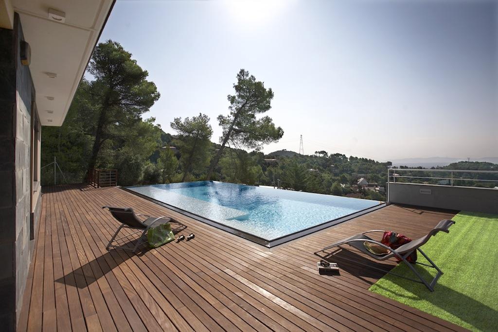 Construcci n de piscinas privadas piscines dome for Se hacen piscinas hormigon