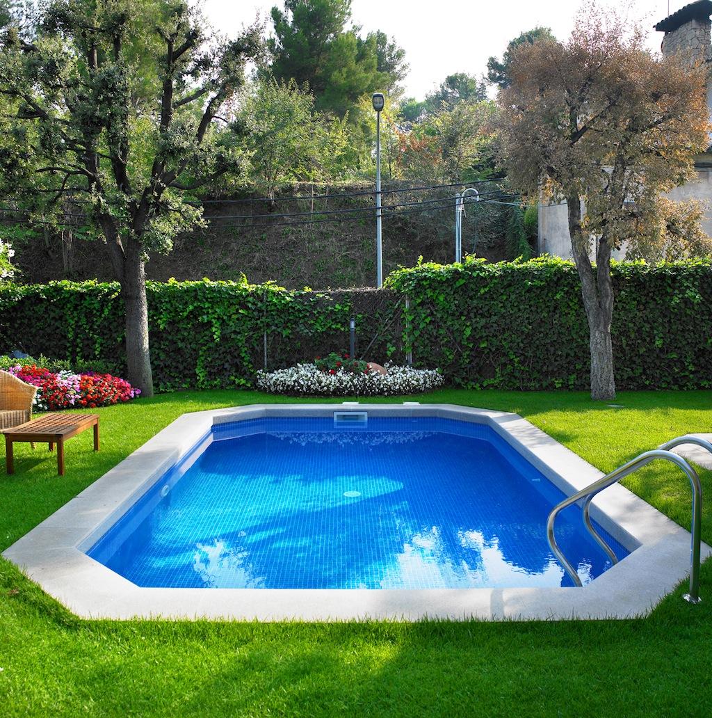 Construcci n de piscinas privadas piscines dome - Diseno de piscinas naturales ...
