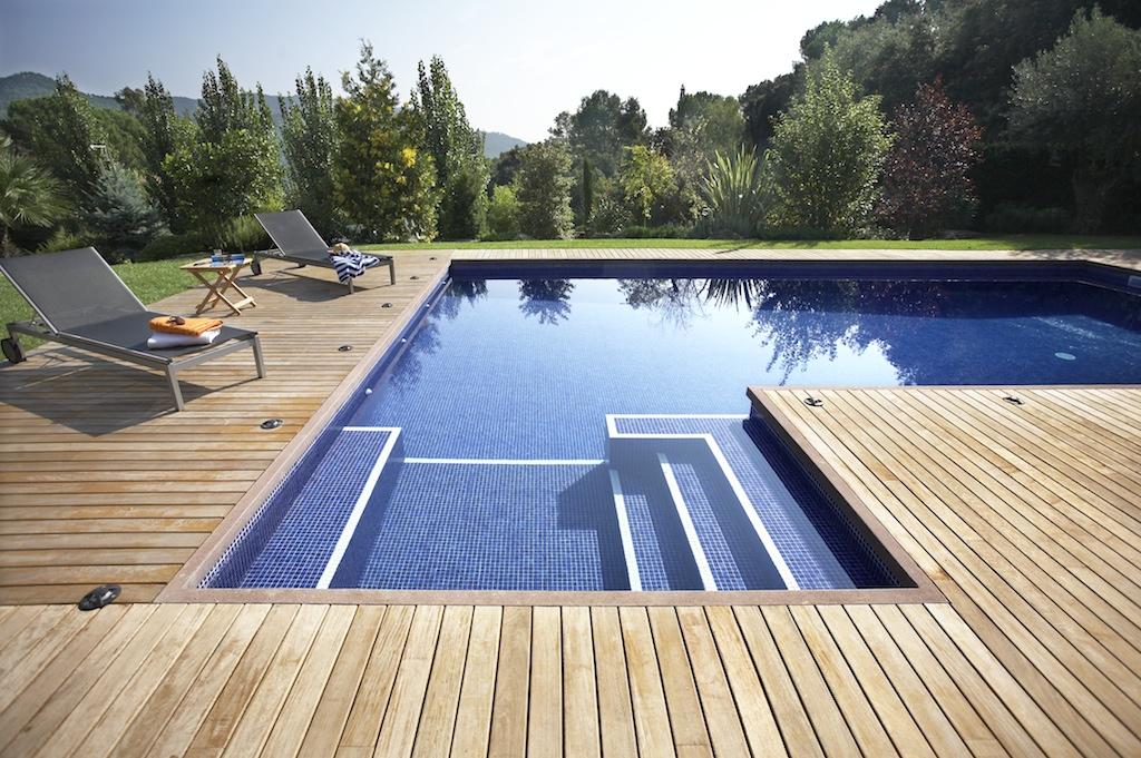 construcción de piscinas privadas | piscines dome