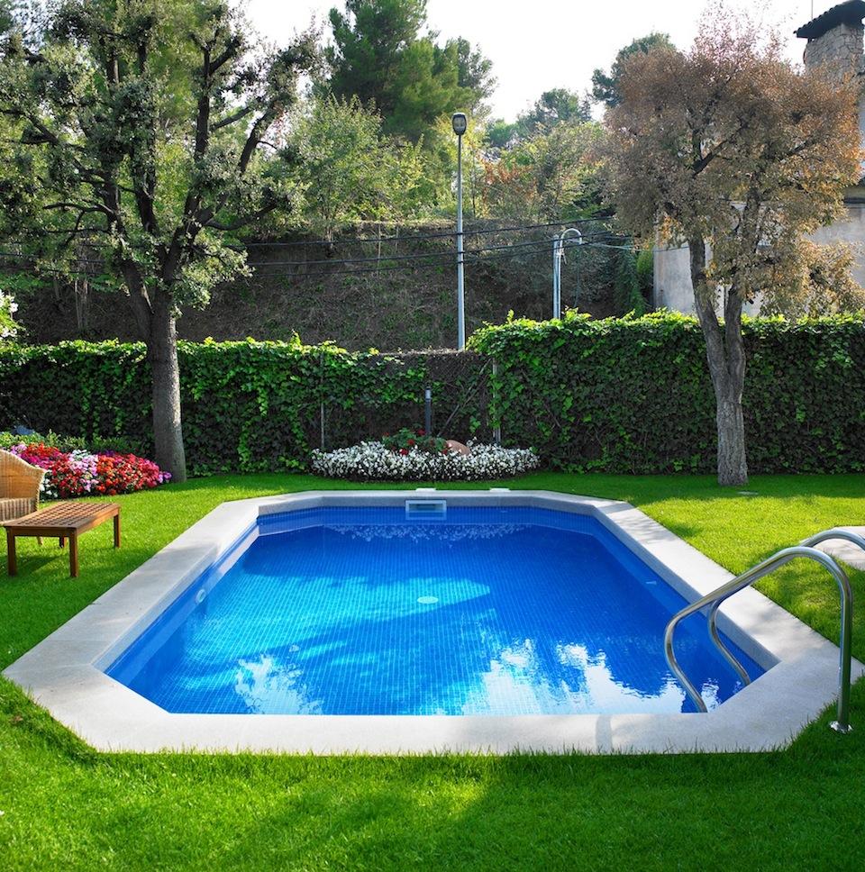 Galer a im genes de piscinas cubiertas autom ticas - Diseno de piscinas naturales ...