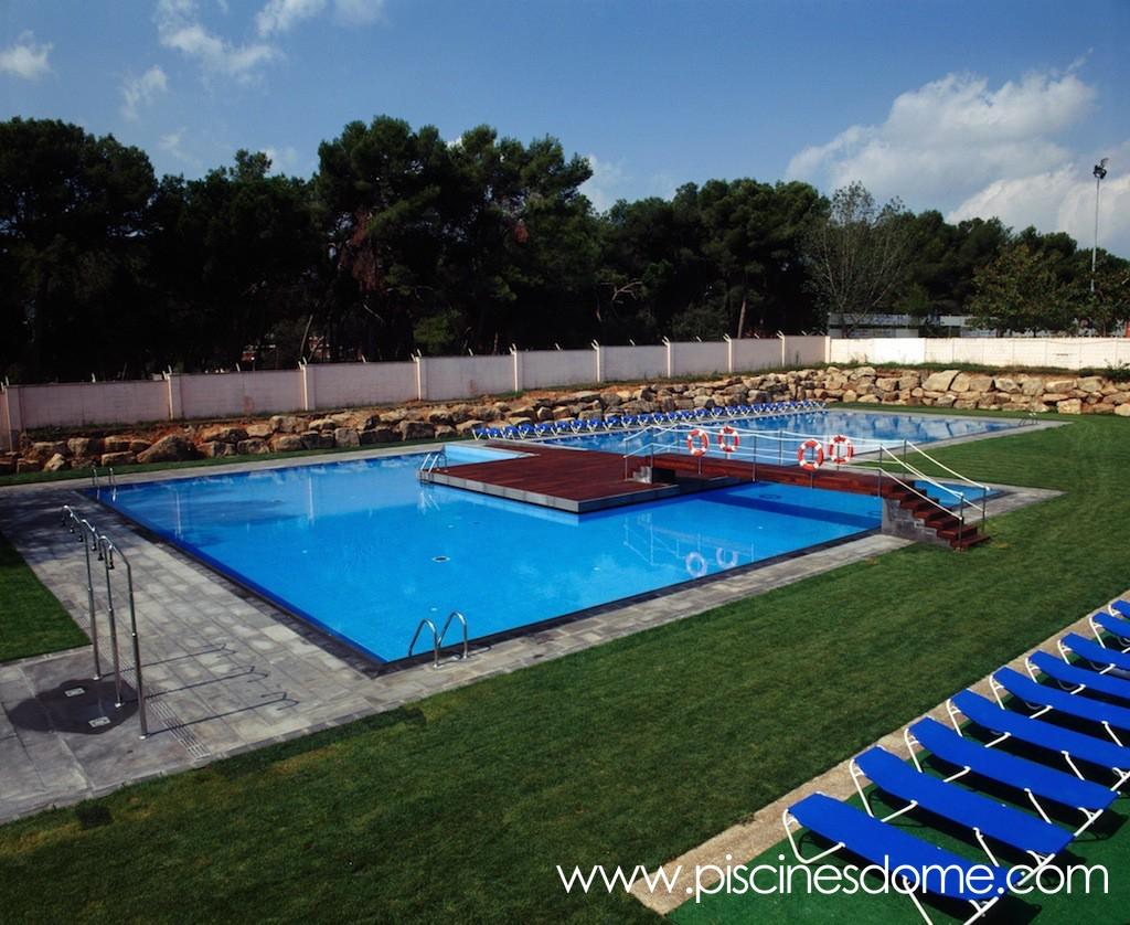 im genes piscina p blica piscines dome