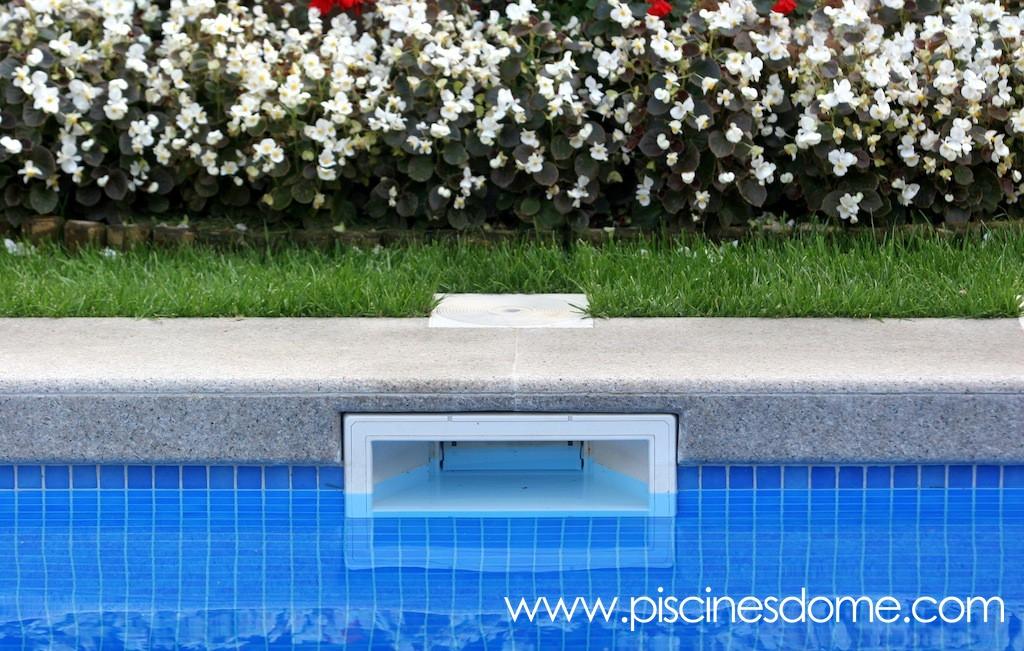Im genes piscina skimmers piscines dome - Piscina skimmer ...