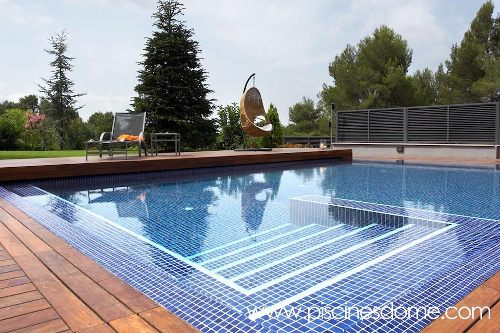 im genes piscina desbordante piscines dome