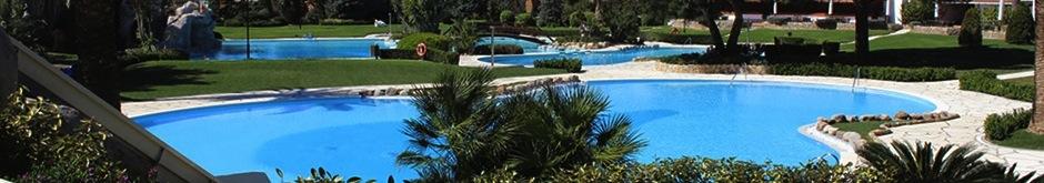 Construcción de Piscinas Públicas (Piscina Camping Playa Montroig Resort)