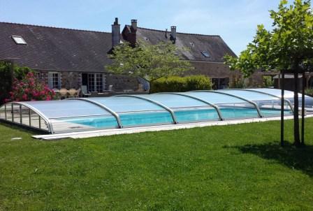 Como forrar una piscina con madera filtro para la piscina for Cuanto sale construir una piscina