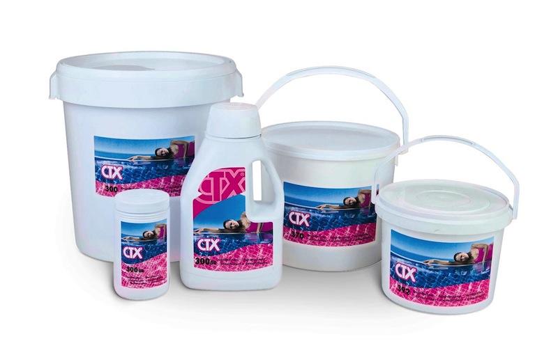 Productos qu micos para piscinas piscines dome for Productos para piscinas