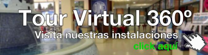 Tour Virtual 360 - Visita Nuestras Instalaciones