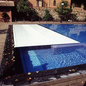 Cubiertas y seguridad de piscinas