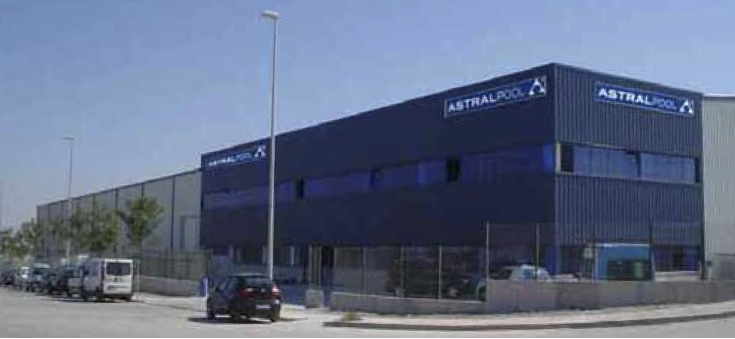 Fabricación AstralPool - Spas Wellness
