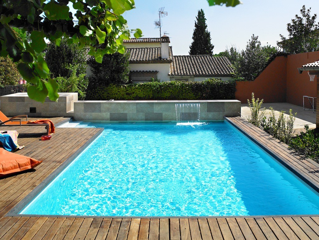 Dise o y construccion de piscinas casa dise o - Diseno de piscinas ...