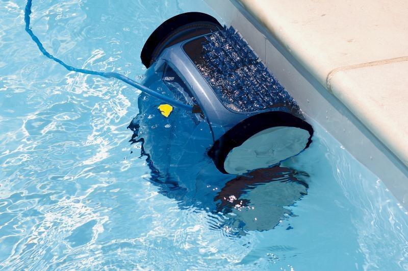 Tipos de limpiafondos autom ticos para piscina piscines dome Limpiafondos para piscinas