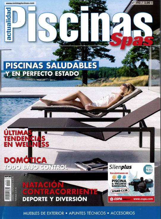 Revista Piscinas 193